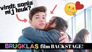 WAT GEBEURT ER ALLEMAAL VANDAAG!? | BRUGKLAS FILM BACKSTAGE #2 | Vincent Visser