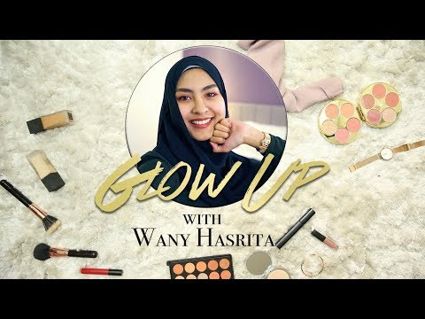 Glow-Up | EP2 | Get Wany Hasrita's Top 3 Tudung Hijab Makeup Style Tutorial