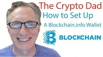 How to setup a Blockchain.info wallet