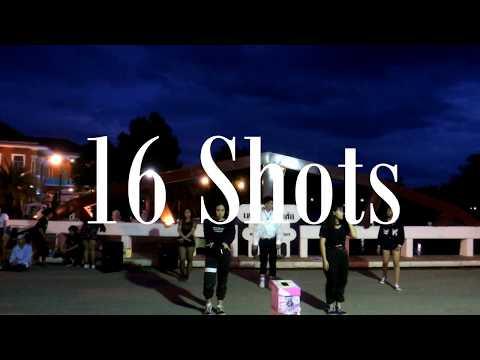 BLACKPINK- 16 Shots  DANCECOVER BY DREAMHIGH K-POP IN PUBLIC