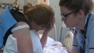 Pain relief in labour: epidurals - Bengali