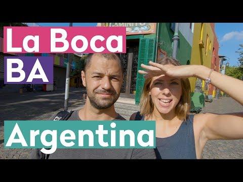 La Boca | Buenos Aires Argentina | South America travel blog