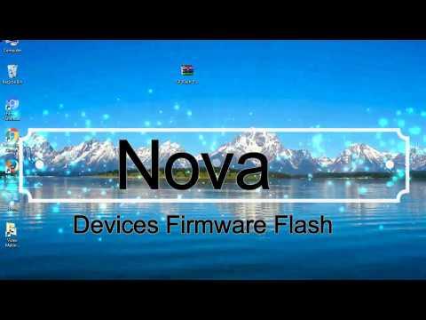 How To Flashing Nova Firmware (Stock ROM) Using Smartphone Flash Tool