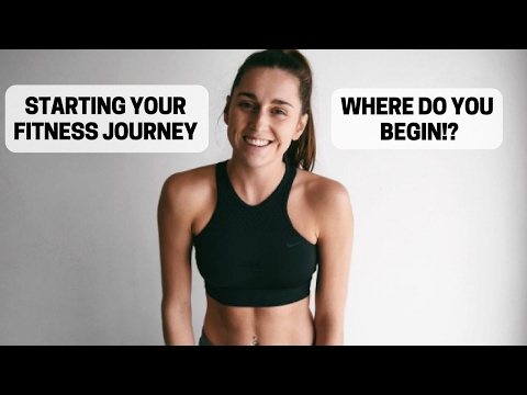 Fitness For Beginners | How Do We Start!?