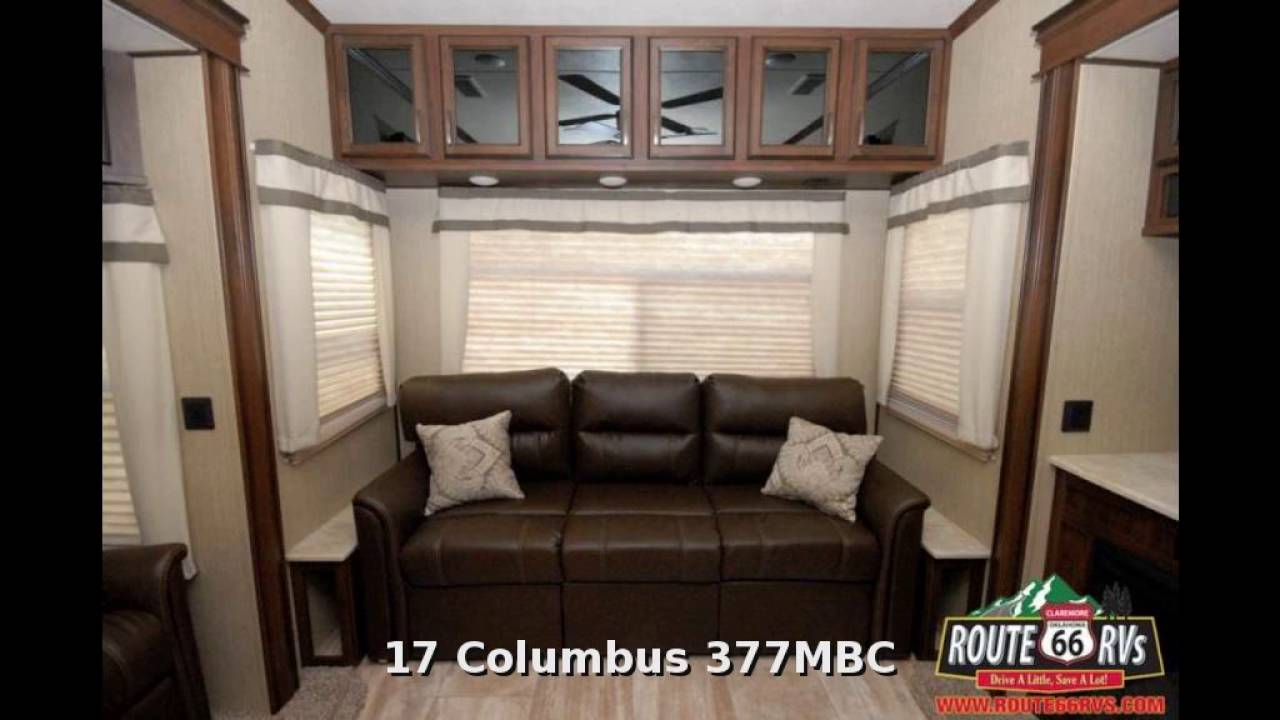 2017 Palomino Columbus 377mbc Fifth Wheel Bunk House In Claremore Ok