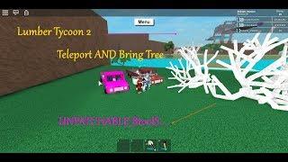 Lumber Tycoon 2 Exploit Teleport Script And Manuel Bring (OBLİVİON RELEASE)
