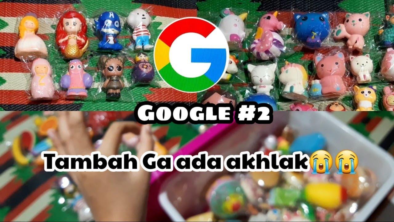 Mbah Google Ga Ada Akhlak #2||Homesale Squishy