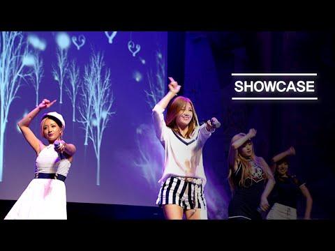 [MelOn Premiere Showcase] Part 1: Apink(에이핑크) _ A Wonderful Love(신기하죠) & LUV & Mr. Chu [SUB]