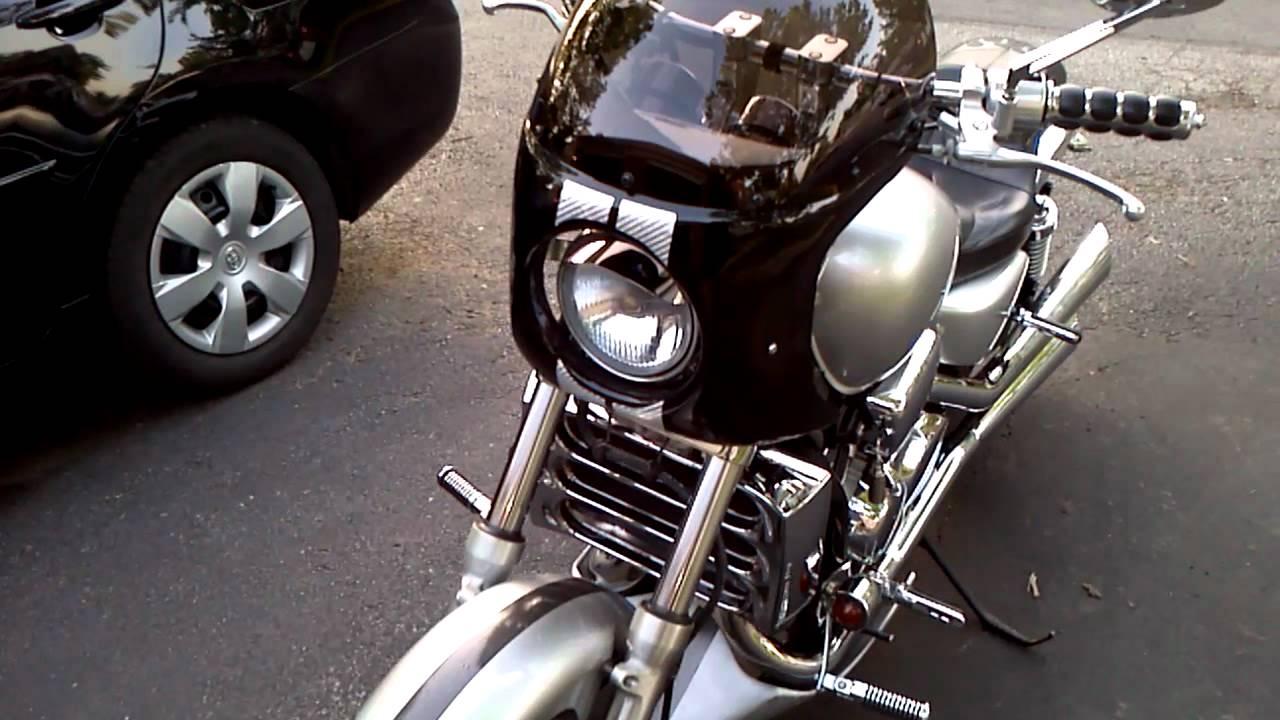 My Honda Magna Custom