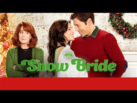 Hallmark channel snow bride premiere promo youtube for What channel are christmas movies on