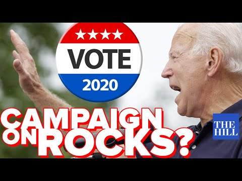 Panel: Is Joe Biden's campaign on the rocks?