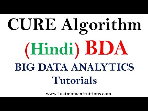 Cure Algorithm In Hindi | Big Data Analytics Tutorials