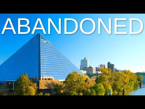 Abandoned - Memphis Pyramid