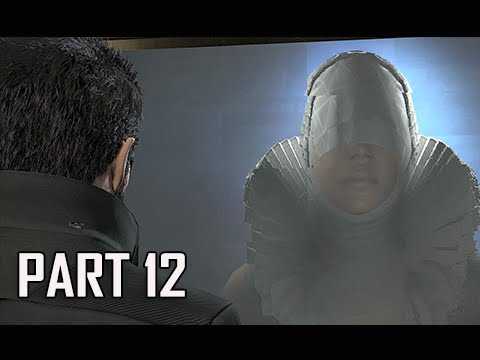 Deus Ex Mankind Divided Walkthrough Part 12 - Old Friend (PC Ultra Let's Play)