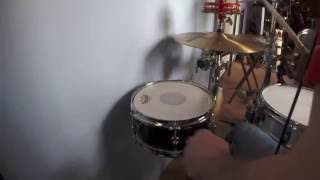 Pearl Short Fuse Snare 10x4 5 (High Tuning)