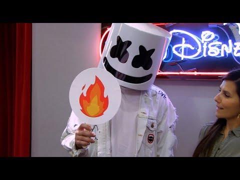 Marshmello Halloween Hot or Not | Radio Disney