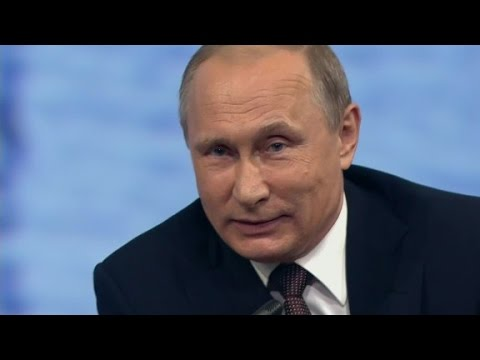 What Vladimir Putin