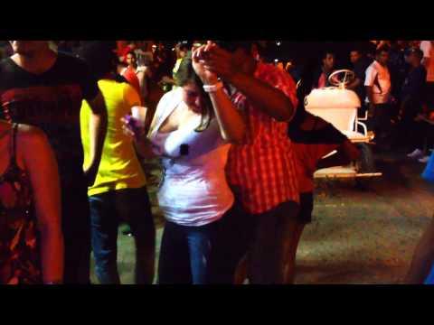 Santiago de Tolú | Street party