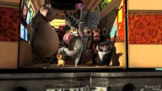 Madagascar 3- Europe's Most Wanted Movie Trailer 2012