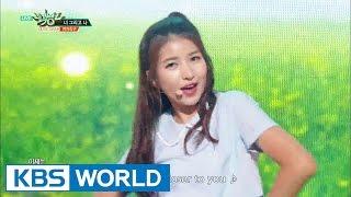 GFRIEND - NAVILLERA | 여자친구 - 너 그리고 나 [Music Bank HOT Stage / 2016.07.22]