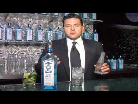 Bombay Sapphire Gin  Gin and Tonic