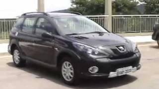 Avaliação do Peugeot 207 Escapade