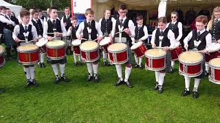 Boghall Juvenile Drum Salute World's 2017