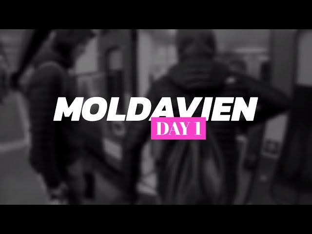 Einsatz Moldawien DAY 1 | 27.12.2019