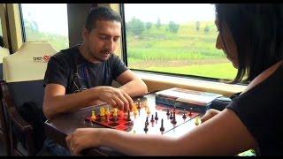 TREN DE LA EXCELENCIA: estudiantes destacados invitados a recorrer en tren el Ecuador