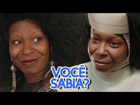 10 CURIOSIDADES SOBRE O FILME MUDANÇA DE HÁBITO (1992)