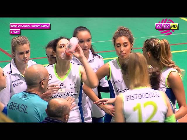 Trevi vs Bastia - 3° Set