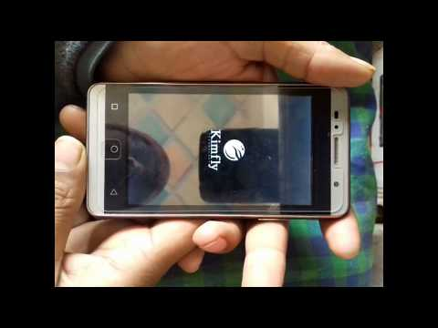 Kimfly Z5 hard reset Successfully Done without Box - YouTube
