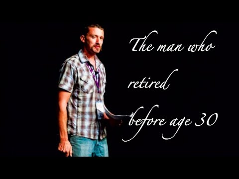 Mr Money Mustache - The man who retired before age 30 [ENG S