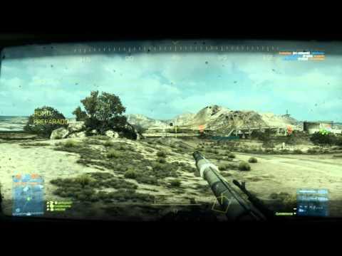 Let´s Play Battlefield 3 multiplayer, ep 1 español