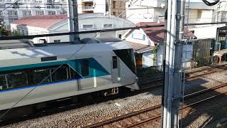 【東武鉄道】500系特急リバティ  堀切駅 通過