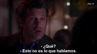 Meredith y Derek Part 1 ,Temp 11 (5/5) / Sub Español