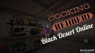 Black Desert Online Cooking Rehberi
