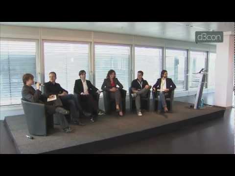Publisher/SSP Panel auf der d3con 2012
