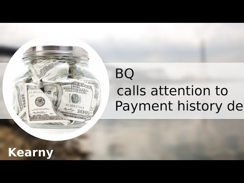 Consumer Credit-BQ Payment History-Kearny New Jersey-BQ Experts