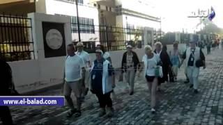بالفيديو والصور.. وصول 1793 سائحاً لميناء الإسكندرية على متن الباخرة السياحية المالطية