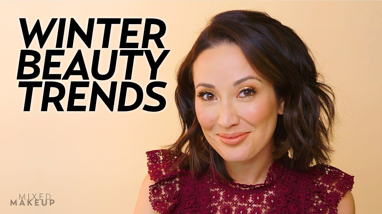 Winter Makeup Looks and Beauty Trends 2017 | Beauty with Susan Yara