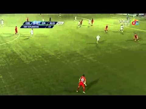 Crainicul Stadionului Chiajna injura Steaua!  Chiajna-DINAMO