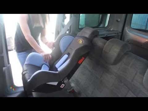 Cadeira 9 a 18kg - Instalação