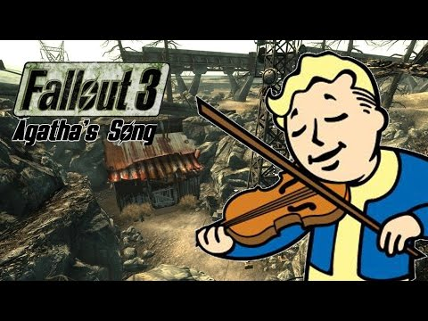 Fallout 3  Side Quests  Agathas Song & Vault 92 With Optional Objective