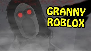 GRANNY FULL GAME NEW UPDATE | Granny Roblox Map