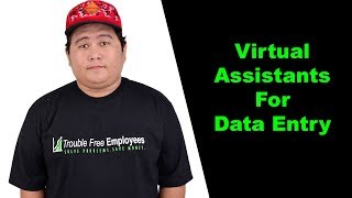 Data Entry Virtual Assistants