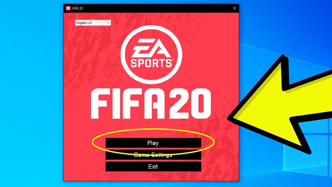 Fix Fifa 20 Not Opening Launching Error Youtube