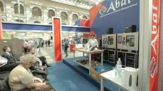 Абат-Сервис на выставке Мир ресторана & отеля 2012(, 2012-05-23T08:01:27.000Z)