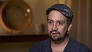 "Lin-Manuel Miranda on ""Almost Like Praying"""