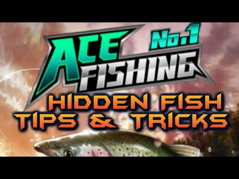 F2PG Ace Fishing Wild Catch - Hidden Fish Tips And Tricks Gameplay